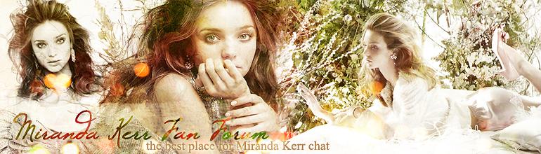 Miranda Kerr Fan
