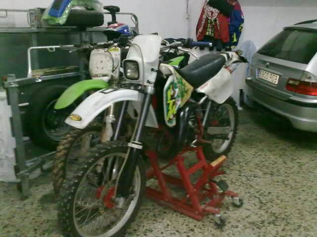 Mi nueva KTM GS 125 34nicev