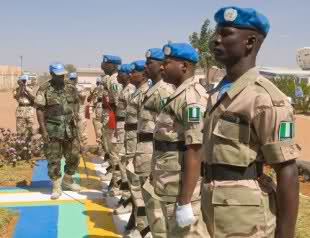 Armée Nigériane / Nigerian Armed Forces 732jvp