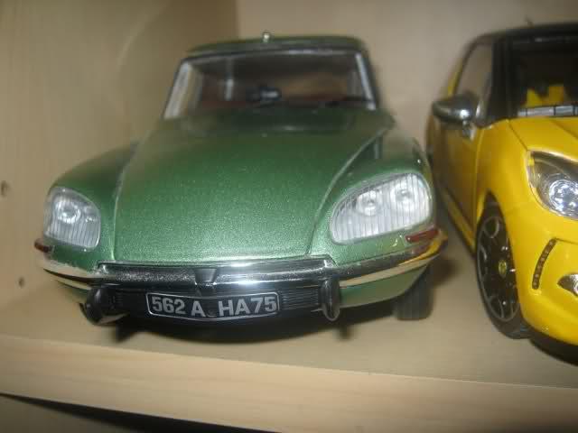 Il mini garage di Enea 906rgg