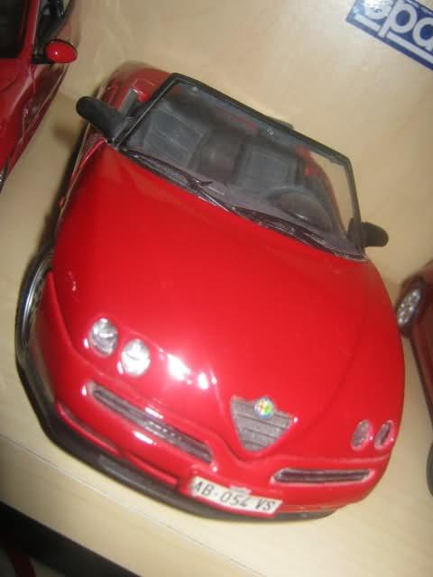 Il mini garage di Enea B3nzhx
