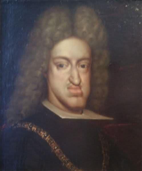 Descripción de Carlos II (Rey de España) J77pjc