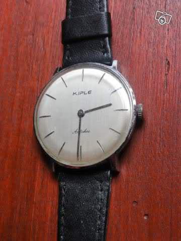 Kiplé montres vintage françaises dans l'ombre des Lip et Yema M9t0jl