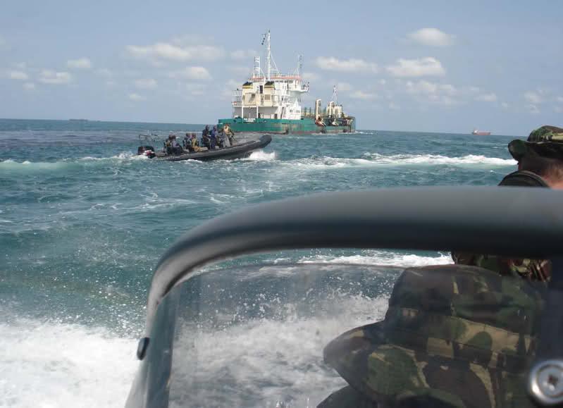 Armée Nigériane / Nigerian Armed Forces Ose783