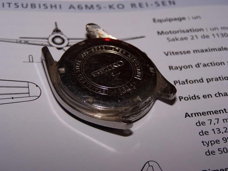 Conseils Réparation Seiko Vintage Qzk8jt