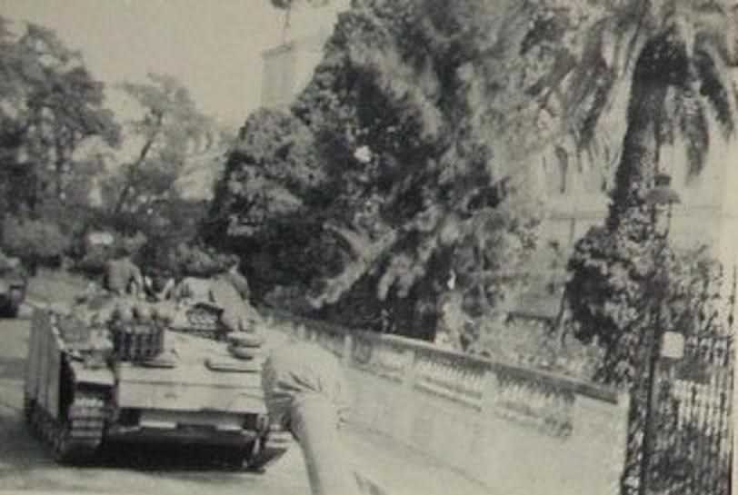 "60 Panzer-Grenadier-Division ""Feldherrnhalle"" Vx19i1"