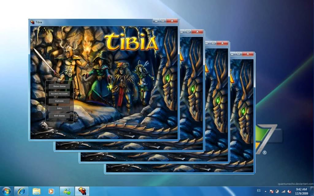 Tibia Auto 10.2 / Bot NG 10.2 / Tibia MC 10.2 / Red Bot 10.2 / iBot 10.2 <> DOWNLOAD Wt6gd4