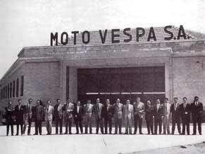 Moto Vespa - Julián Camarillo, 6 - Ayer y Hoy 11908qq