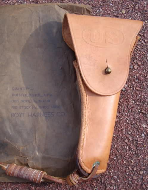 Les holsters pour 1911 et 1911A1 14bns3n