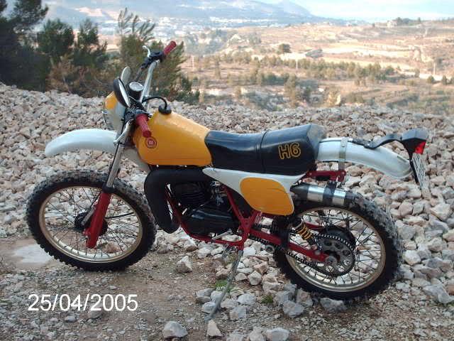 Mi nueva adqusición: Montesa Enduro 75 H6  15drupt