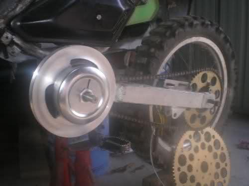 Otros ciclomotores de campo automáticos 1zna4co