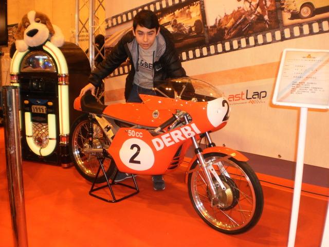 Nieto compra Derbi 50 GP 210bm83