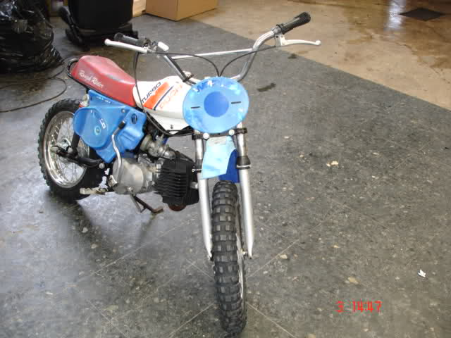 Puch Magnum X Rough Raider  24q8x77