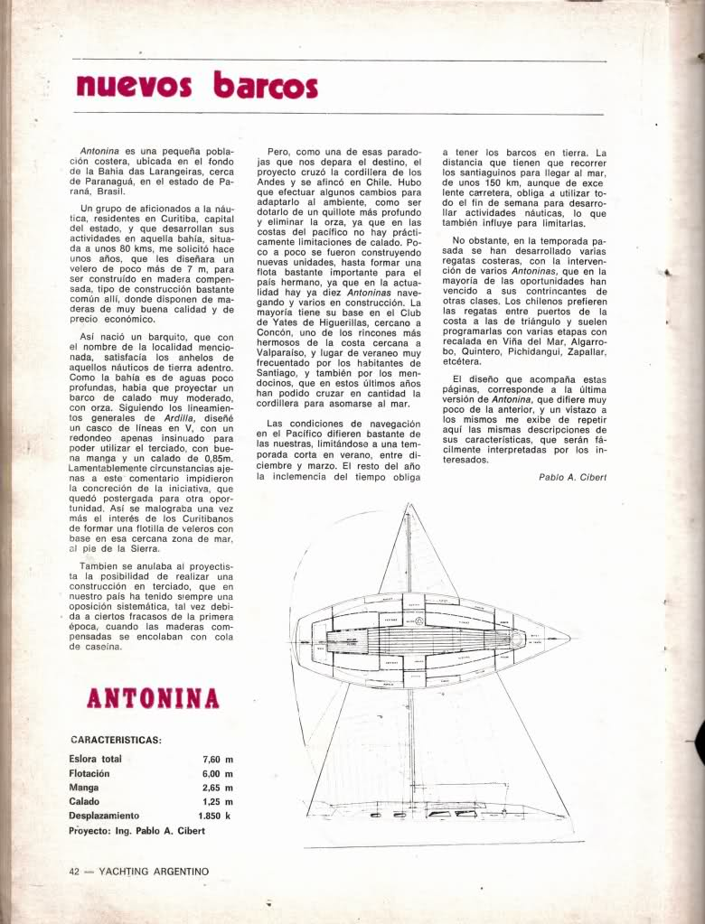 Rincón maderoso II - Pablo Cibert y sus diseños 250nvvt