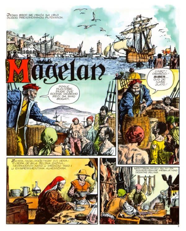 Otkrice sveta u stripu 264gu2g