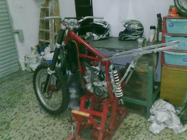Mi nueva KTM GS 125 282ga5h