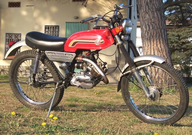 Cambio Montesa Scorpion 50 R por... 2a65qc8