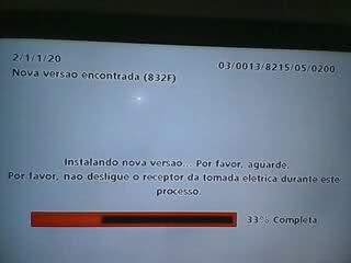 Atualizações de Software do SKY HDTV Plus 2agivdx
