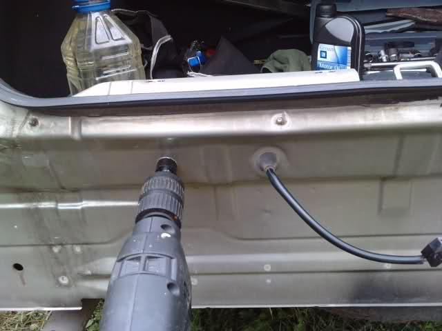 Tutorial montaj senzori parcare 2litr9t