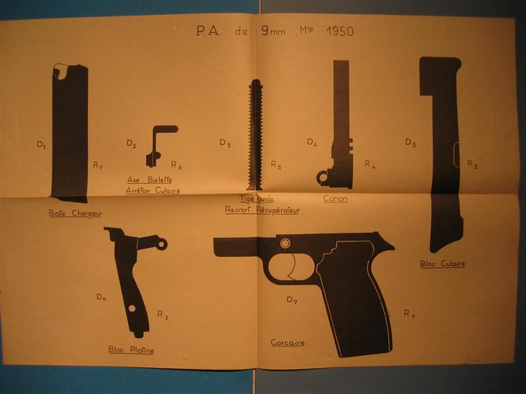 Le P.A.  M.A.C. 50 et son environnement. 2mo6s7a