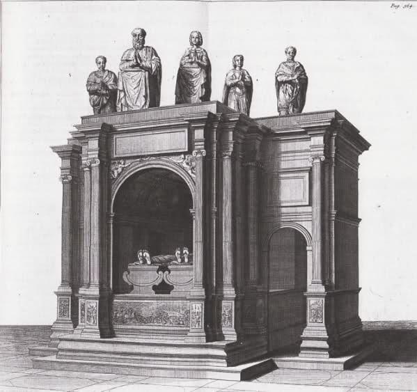 Le tombeau de François I° et de Claude de France 2mpfww0