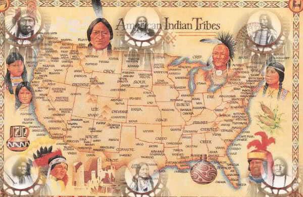 Come i pellerossa ebbero i cavalli. Leggenda dei nativi americani. 2u452dk