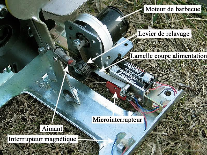 Cible FT motorisée et autonome 2v12e4l