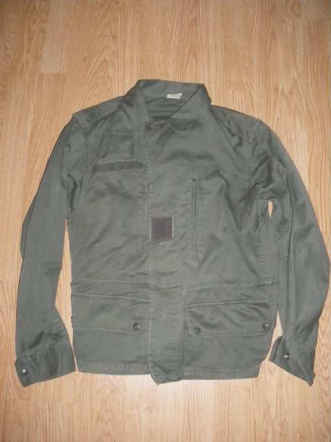 Les tenues et équipements de l'Armée Française 33k6sso