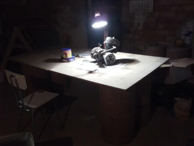 Restauración Montesa Brío 80 53pvvc