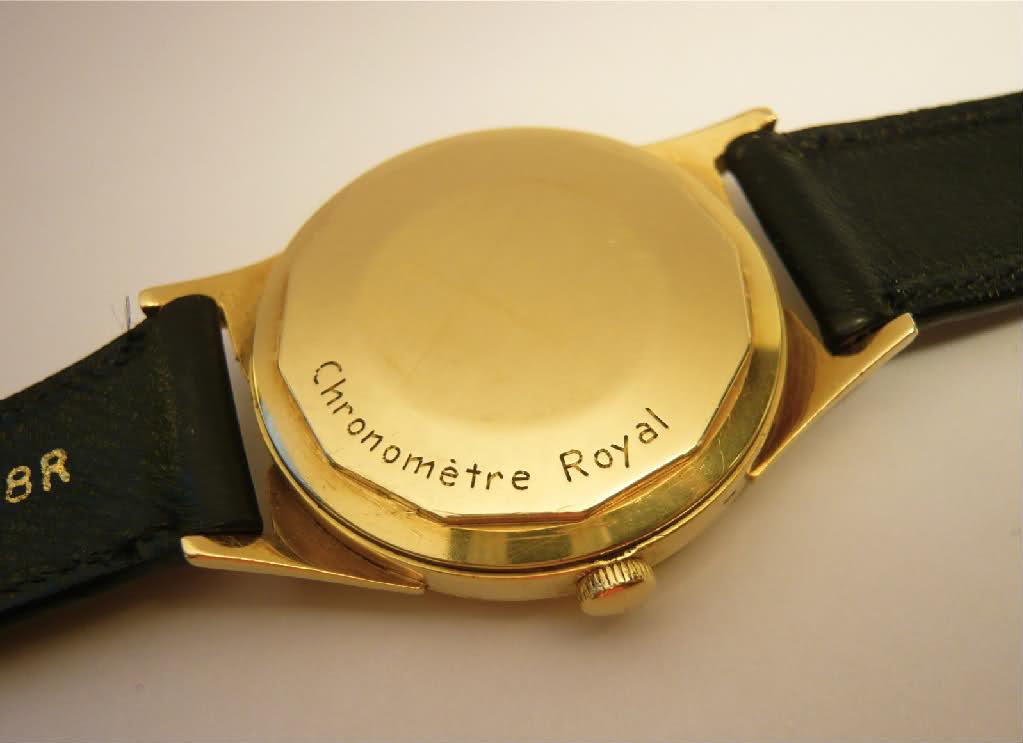 vacheron - Vacheron Constantin Royal Chronometer Automatic ref. 2215 5k0s9t