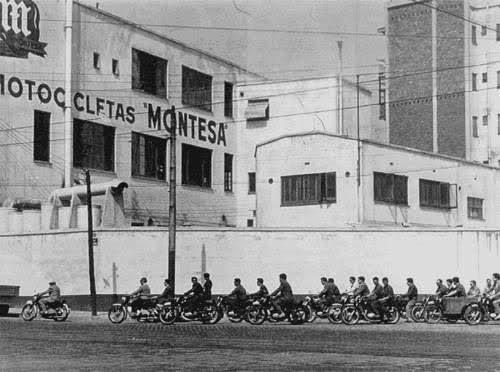 montesa - Las cuatro fábricas de Montesa 66hyfn