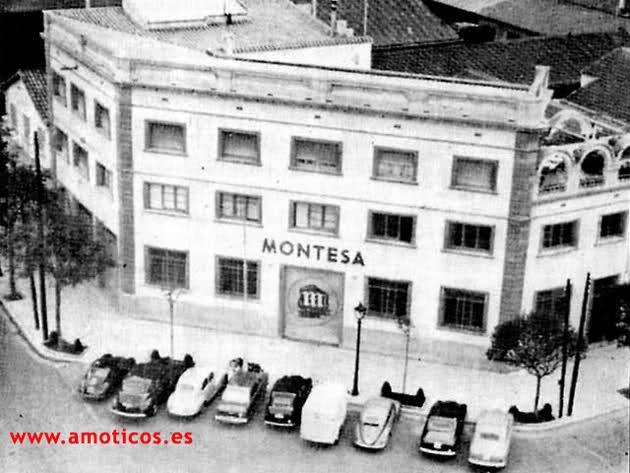 montesa - Las cuatro fábricas de Montesa 6o2xzb