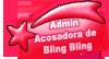 Administradora Acosadora de Bling Bling ♥