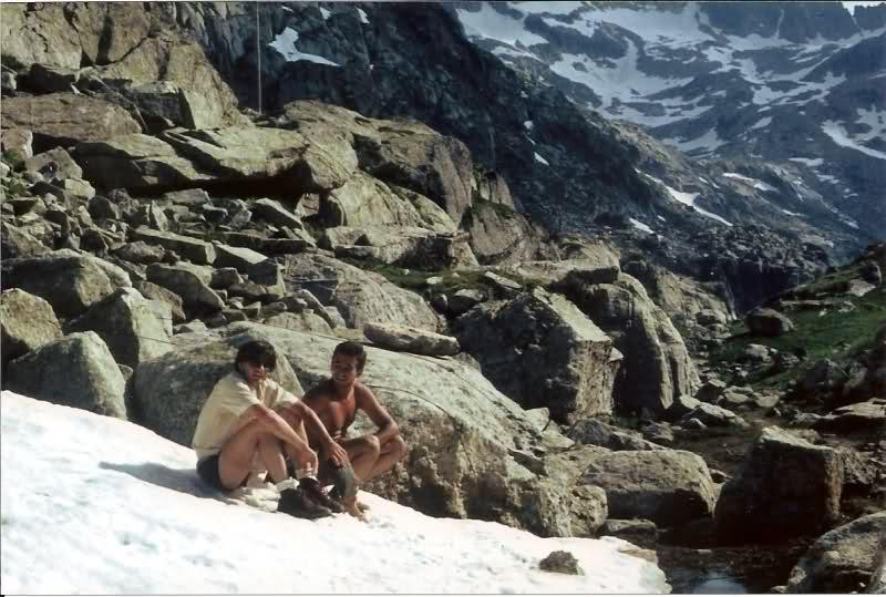 Aquel viaje del año 1.983: Murcia-Pirineos en Vespa 9r4okz