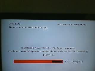 Atualizações de Software do SKY HDTV Plus Dh5pvd