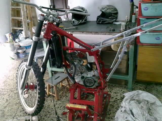 Mi nueva KTM GS 125 Eulrts