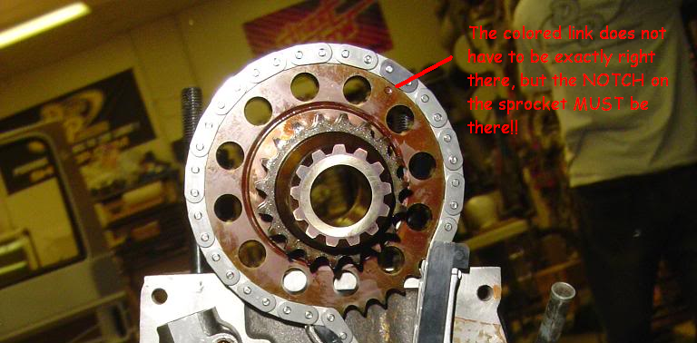 HOW TO FIX CRAZY TIMING ISSUES / INCORRECTLY INSTALLED TIMING CHAINS J5ji8k