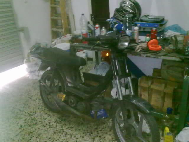 Derbi Variant Cross Jsm7mp