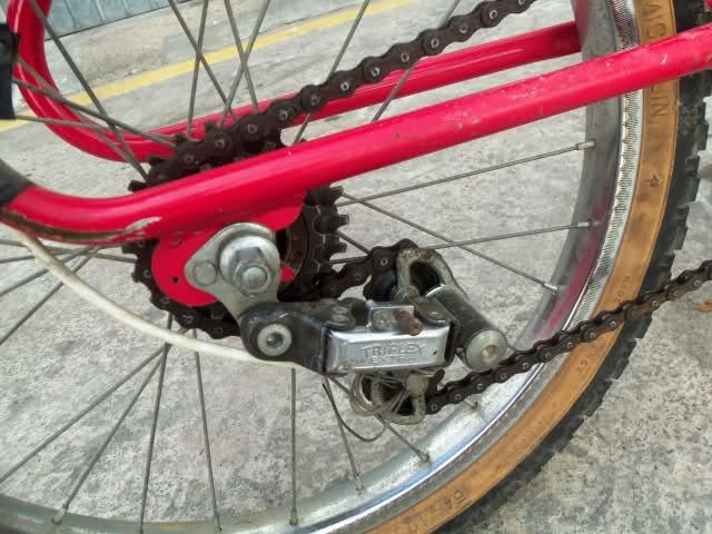 Mi Bicicross BH con cambio. N3w5cn