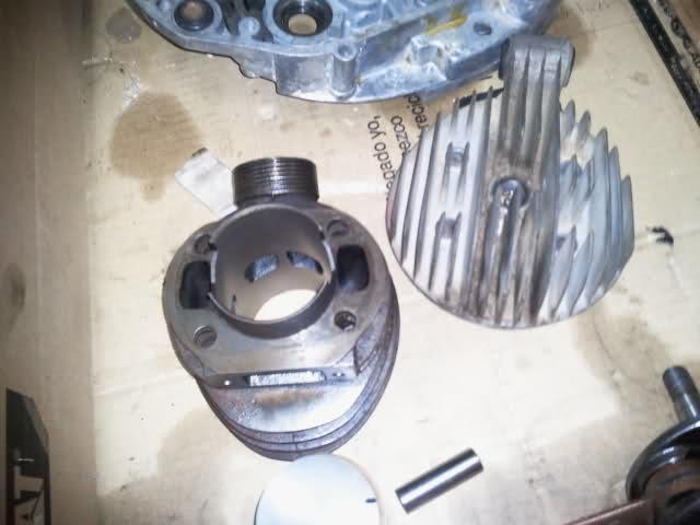 Preparación motor Derbi 4V O9e6vn