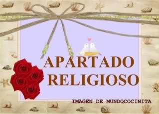 ORACIÓNES RELIGIOSAS