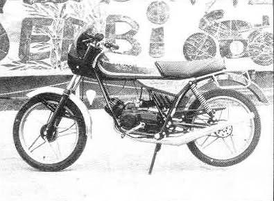 Derbi Laguna TS Sq1184