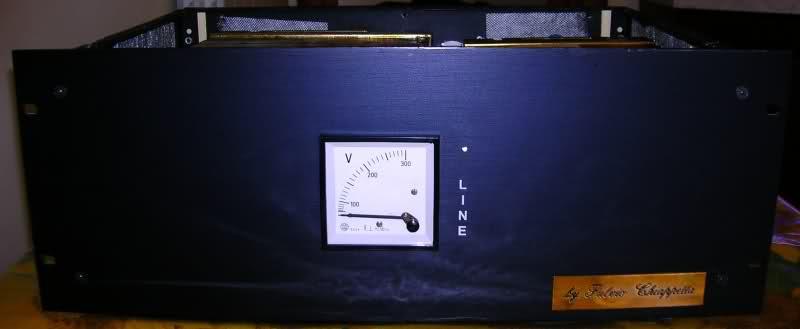Condizionatore di rete per sorgenti digitali e PC 1233wgx