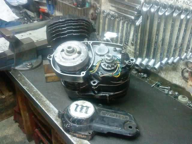 enduro - Montesa Enduro 75  H6 velocidad 14txc0w