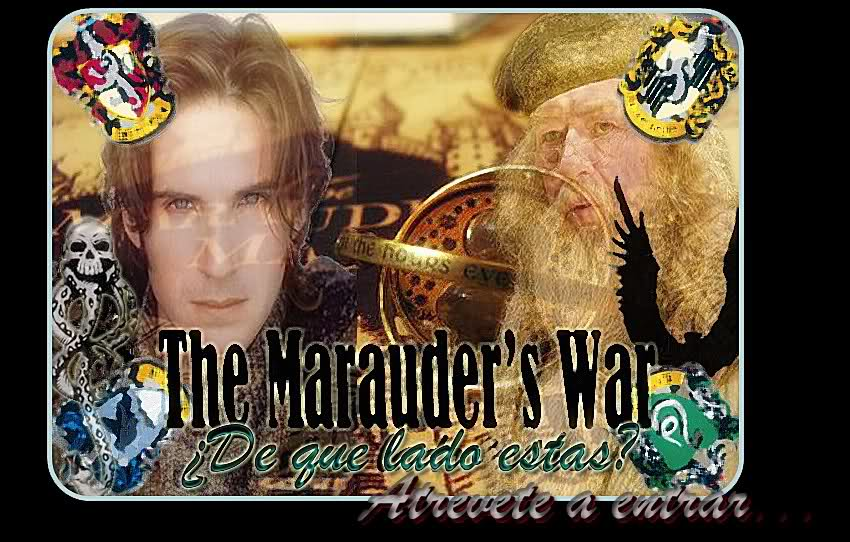 The Maraurder's War