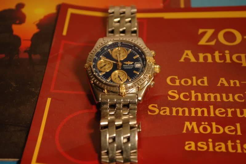 Breitling - Breitling Chronomat Cavalier de lunette 16isb43