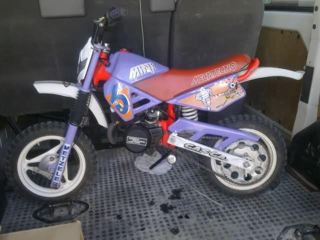 Mi Colección De Motos Infantiles 1z6s7zp