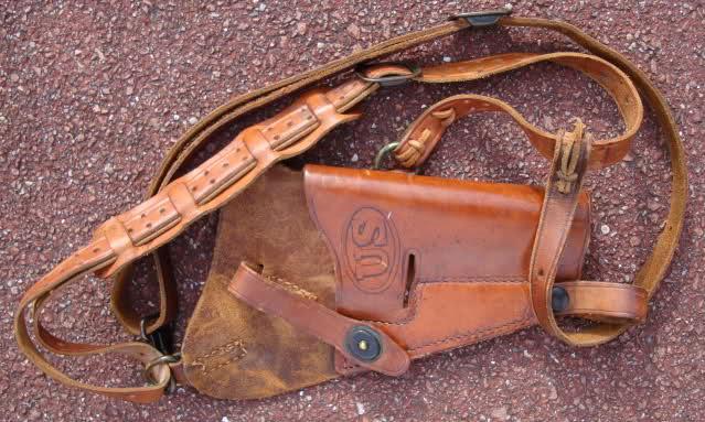 Les holsters pour 1911 et 1911A1 21omly