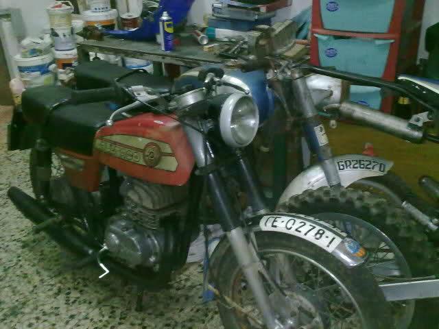 Mi nueva Bultaco Mercurio GT 175 23j1p8h