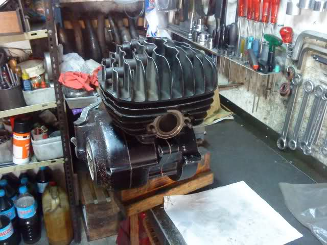 enduro h3 -registronex - Montesa Enduro 75  H6 velocidad 23kch1t